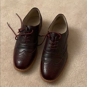 Wanted Babe Oxford shoes